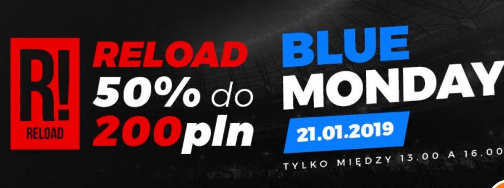 Nawet 200 PLN od Totolotka z okazji Blue Monday!