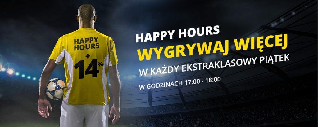 """Wraca Ekstraklasa, a z nią """"Happy Hours"""" w Fortunie!"""