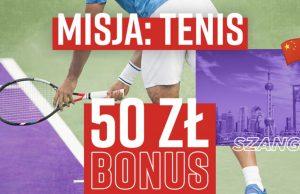 Misja Tenis, czyli 50 zł od Betclic dla fanów rywalizacji na kortach